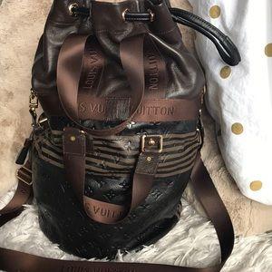 Louis Vuitton Travel/Bookbag